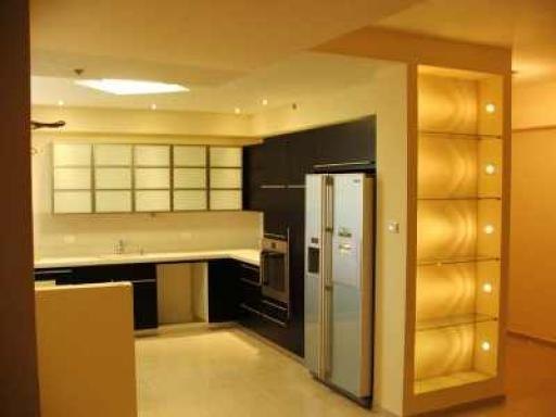 Шкаф и перегородки из гипсокартона с подсветкой