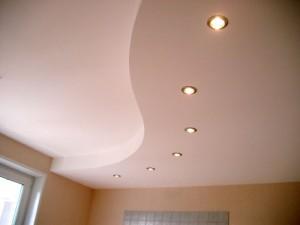 Школа ремонта подвесные потолки