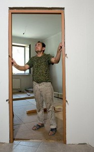 школа ремонта установка межкомнатных дверей