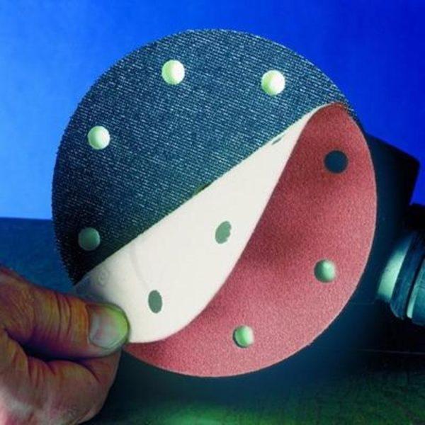 Шлифовальные диски изготавливают чаще всего на фибровой основе.