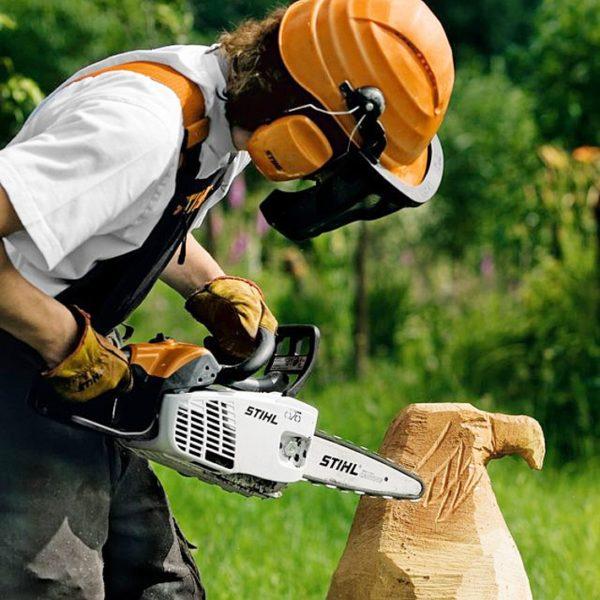 Штиль МС-180 — это один из самых легких и миниатюрных инструментов любительского класса.