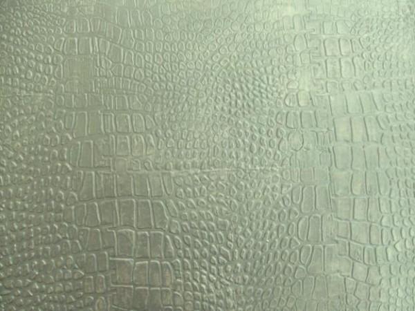 Штукатурка с текстурой крокодиловой кожи выглядит потрясающе