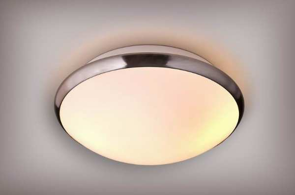 Симпатичный влагостойкий светильник