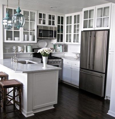 Совмещение кухни и комнаты (убираем перегородку)