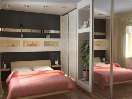 Спальня 12 метров дизайн