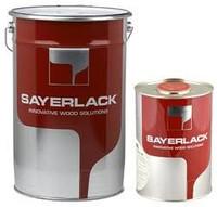 Специальный двухкомпонентный грунт-изолятор Sayerlack для абсорбирующих материалов.