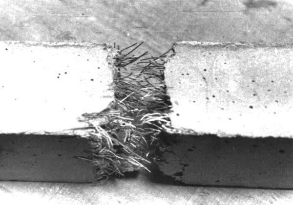 Стальная может использоваться в бетонных балках