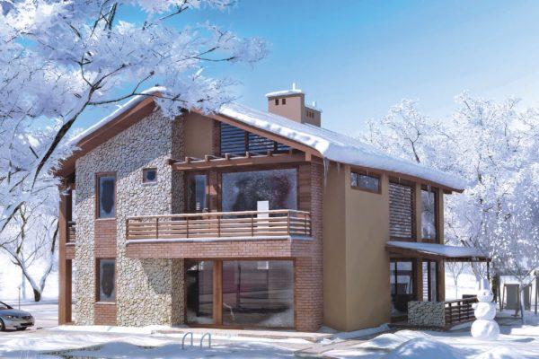 Стены, крыша и окна не сделают дом жилым. Он нуждается в отоплении, которое мы сегодня обсудим.