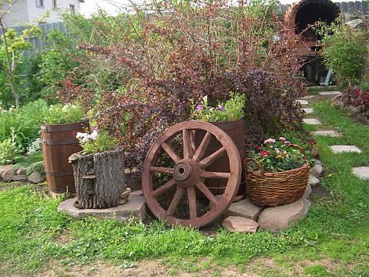 стили садового дизайна