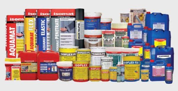 Существует множество типов влагозащитных материалов, у каждого из них свое предназначение.