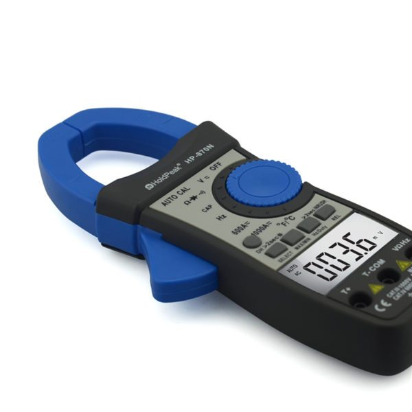 Такой прибор с внешним термодатчиком позволяет измерять температуру в градусах Цельсия или Фаренгейта.
