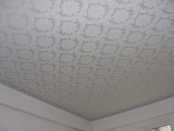 Тканевое полотно – отличное решение для классического интерьера
