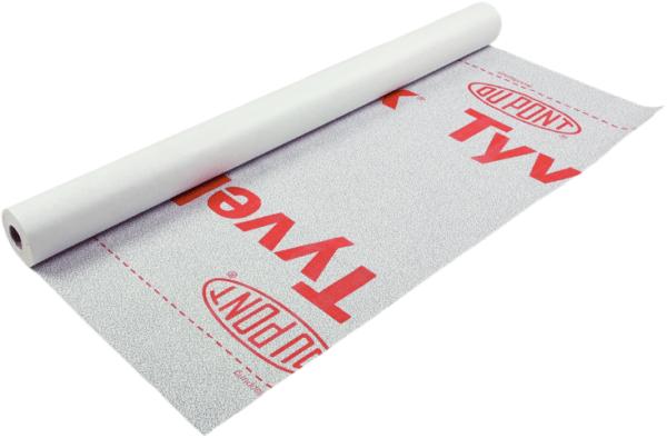 Tyvek — прочная и долговечная мембрана от американского производителя