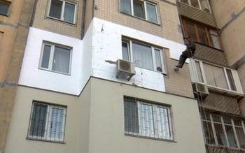 Утепление квартиры пенопластом снаружи