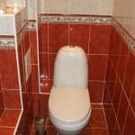 Вариант ремонта туалета
