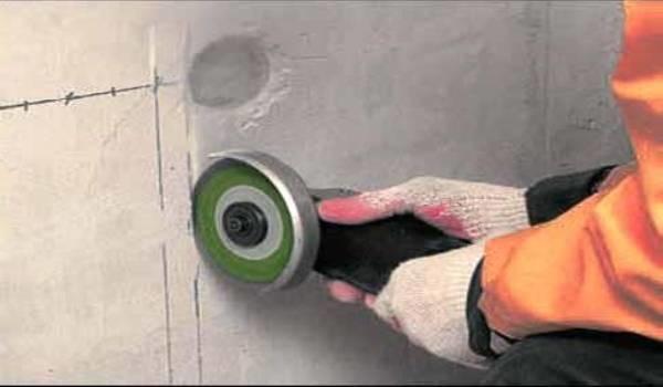 Важно резать поверхность на нужную глубину