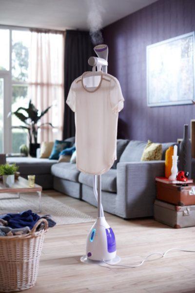 Вертикальные отпариватели для одежды обеспечивают наилучшее разглаживание вещей