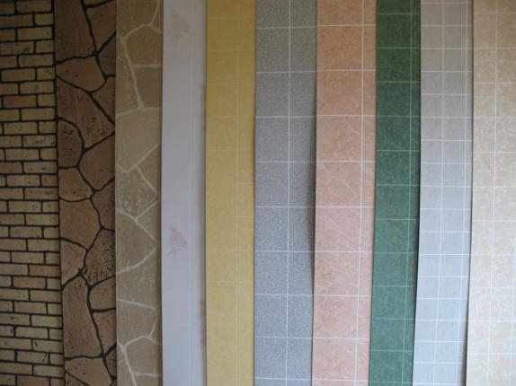 Влагостойкие стеновые МДФ панели можно использовать в разных условиях