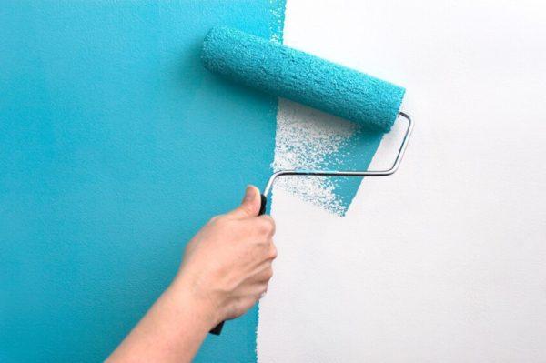 Воднодисперсионная краска — экологичное и долговечное покрытие