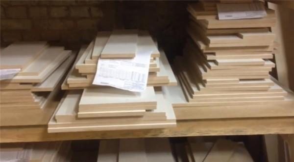 Заготовки под мебельные фасады из МДФ