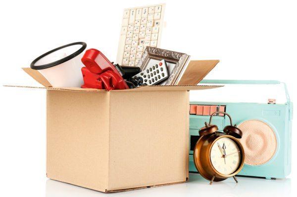 Заведите для ненужных вещей специальный ящик.