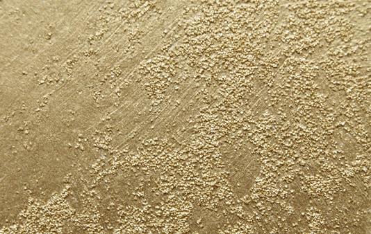 Зернистая песчаная облицовка